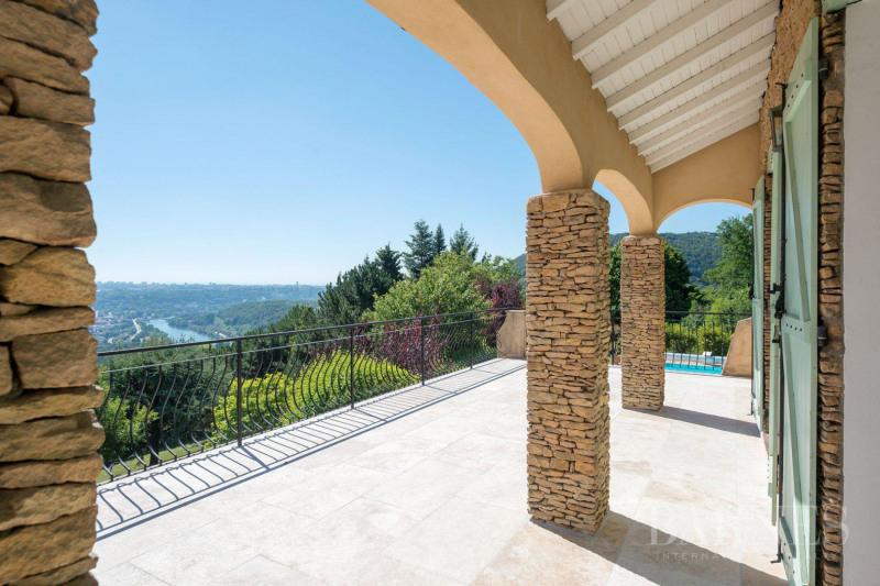 Deluxe sale house / villa Couzon-au-mont-d'or 890000€ - Picture 2
