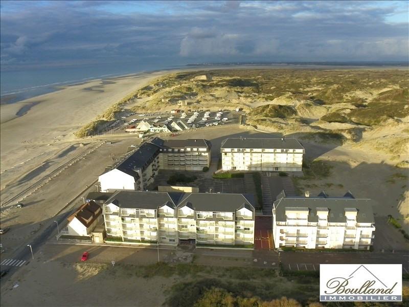 Vente appartement Fort mahon plage 129000€ - Photo 1