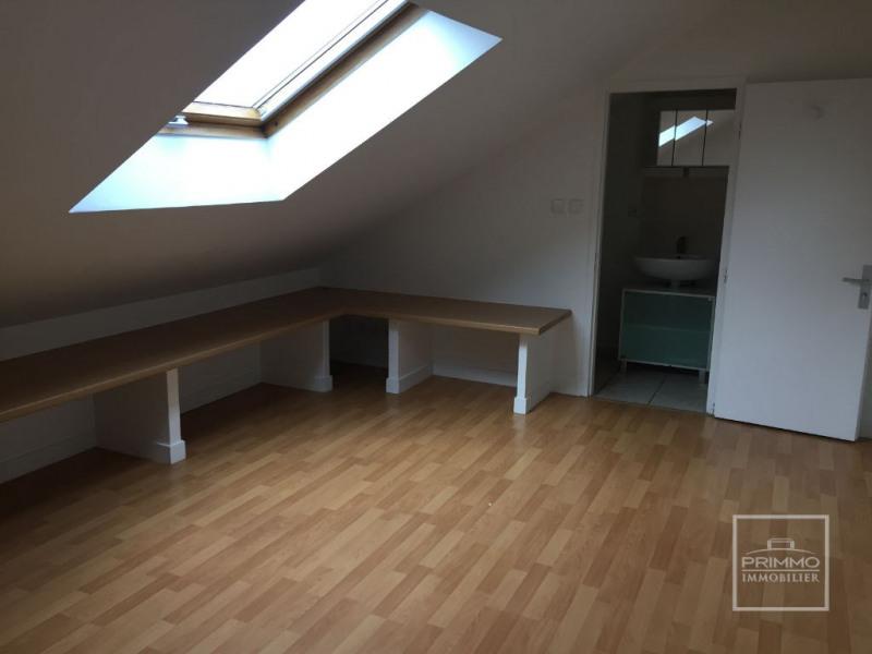 Dardilly Le Haut - appartement 2 pièces 59 m²