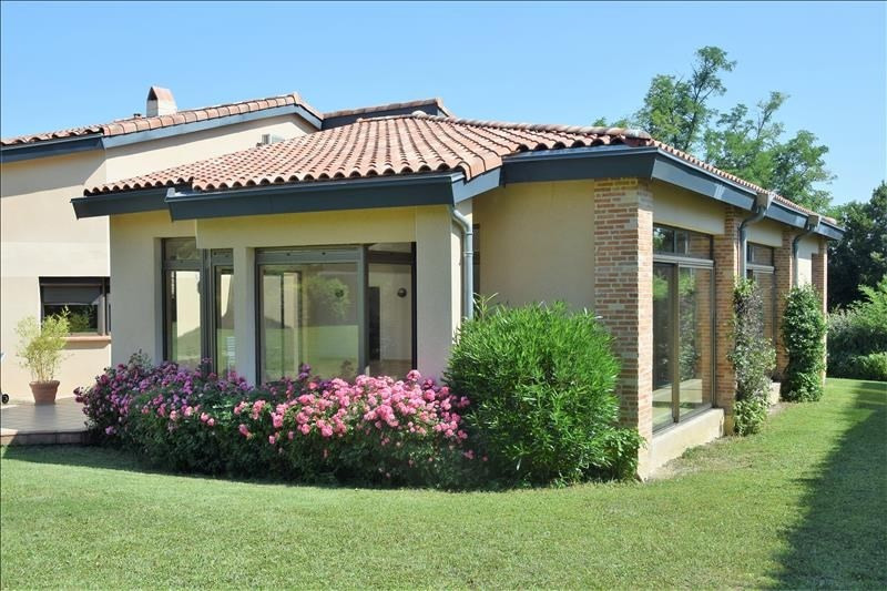 Deluxe sale house / villa Fonsegrives 5 km 899 000€ - Picture 2