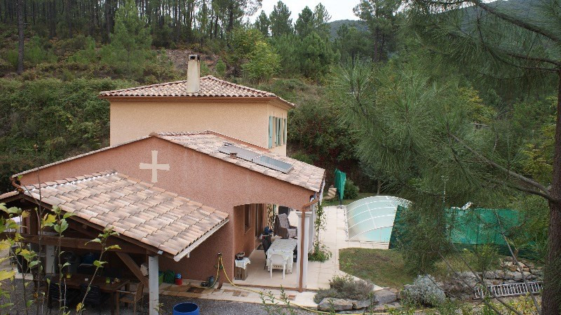 Vente maison / villa Le martinet 316 000€ - Photo 1