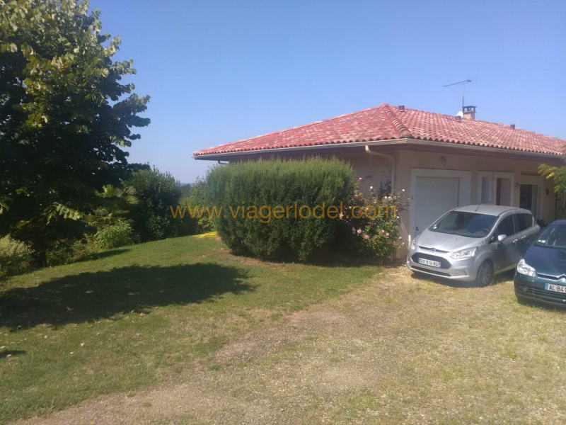 Life annuity house / villa Bellegarde 45 000€ - Picture 3