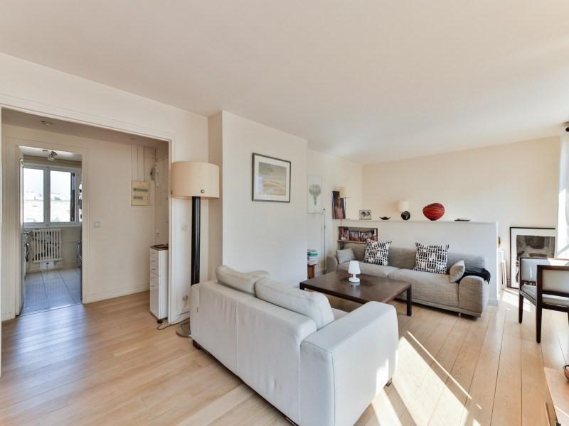 Immobile residenziali di prestigio appartamento Boulogne-billancourt 1430000€ - Fotografia 3