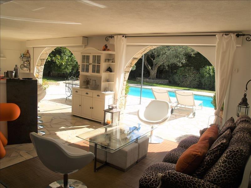 Vente de prestige maison / villa St raphael 1350000€ - Photo 6
