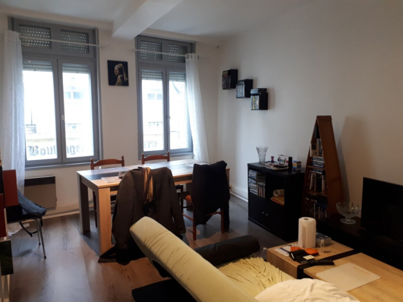 Rental apartment Saint omer 400€ CC - Picture 2
