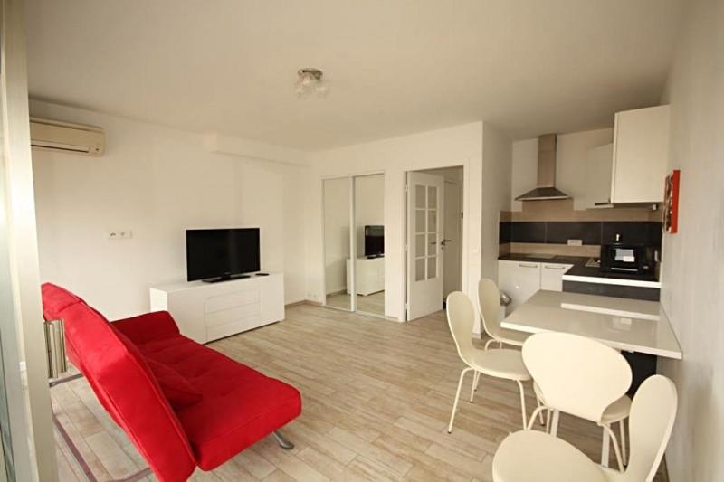 Location appartement Juan-les-pins 575€ CC - Photo 1