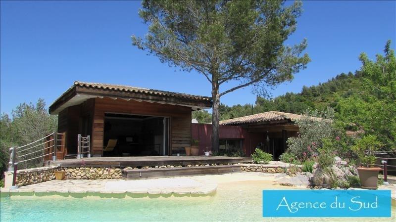 Vente de prestige maison / villa Roquevaire 880000€ - Photo 2