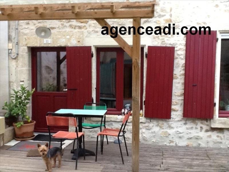 Vente maison / villa Exoudun 90100€ - Photo 1