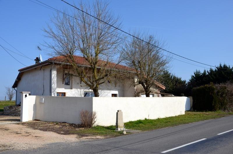 Vente maison / villa Perrex 208000€ - Photo 1