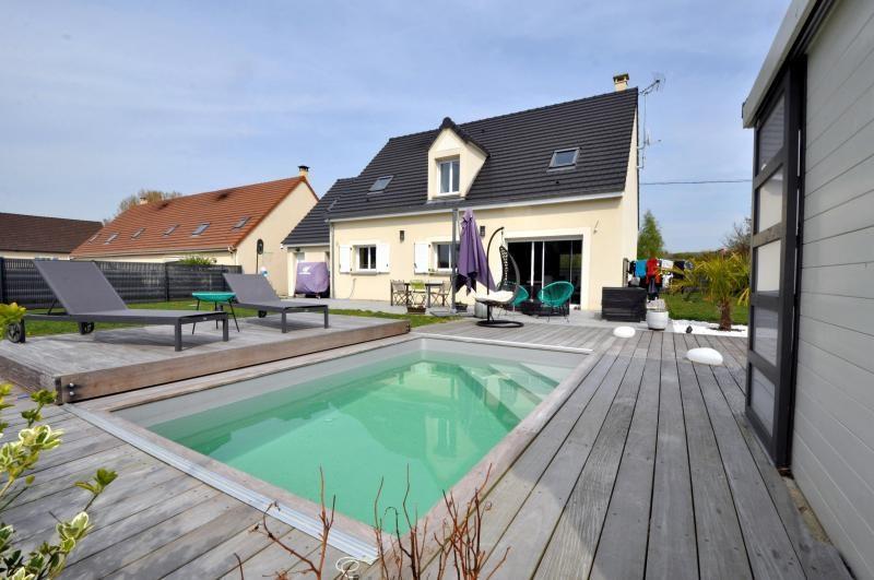 Sale house / villa Briis sous forges 530000€ - Picture 1
