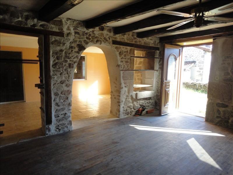 Vente maison / villa Cognac la foret 79500€ - Photo 2