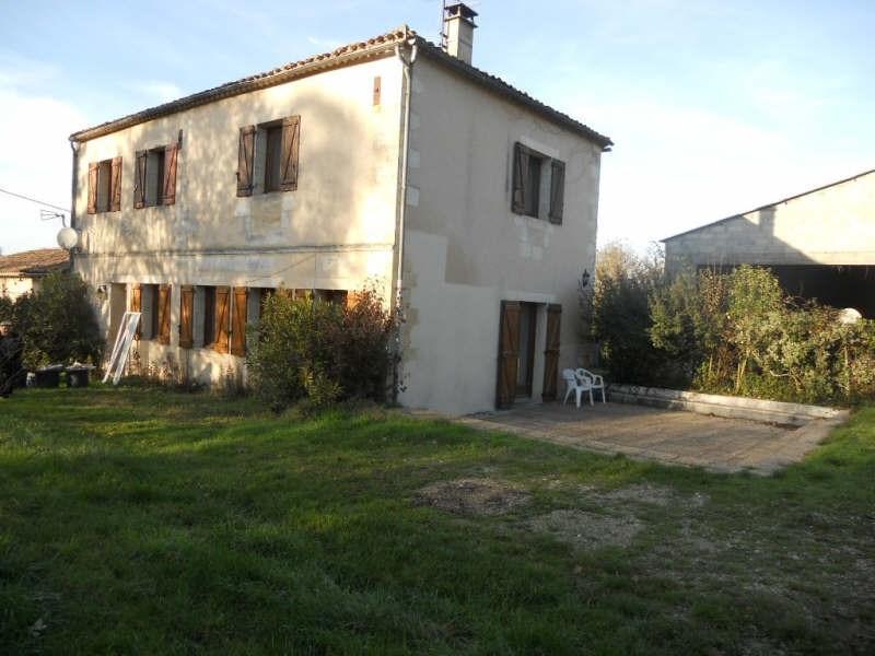 Rental house / villa Ste eulalie 1064€ CC - Picture 1