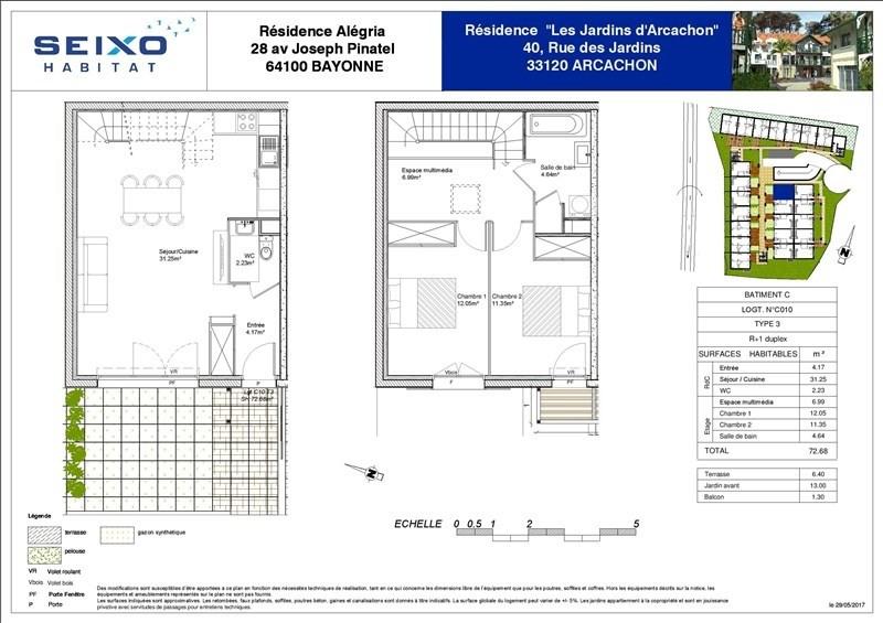 Sale house / villa Arcachon 299000€ - Picture 3