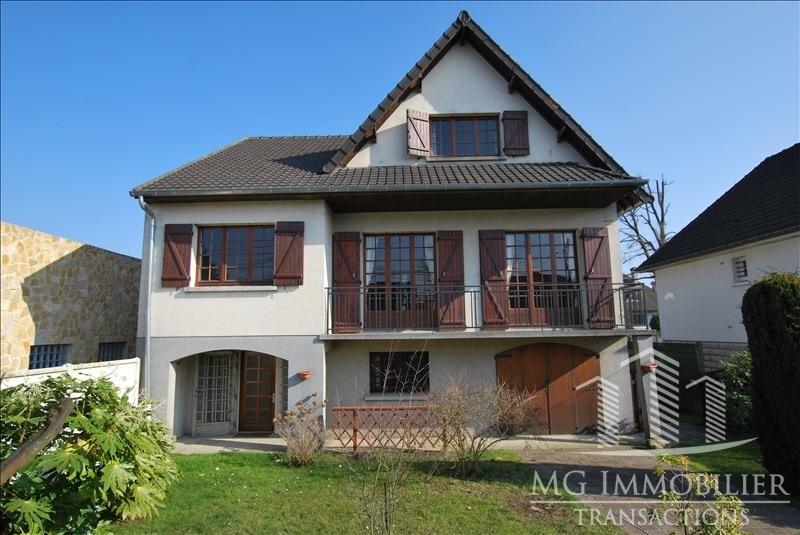 Sale house / villa Montfermeil 372000€ - Picture 1