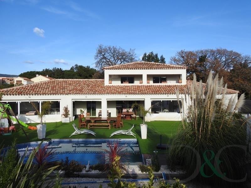 Immobile residenziali di prestigio casa Bormes les mimosas 1095000€ - Fotografia 1