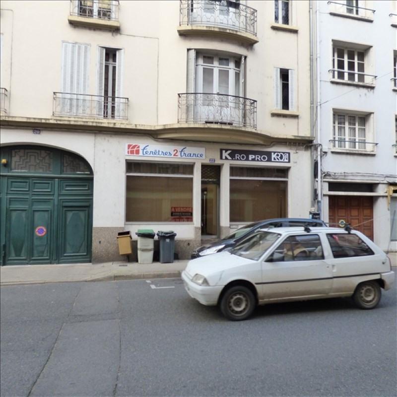 Revenda armazém Moulins 70000€ - Fotografia 1