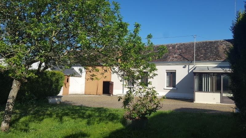 Vente maison / villa Vendôme 123000€ - Photo 1
