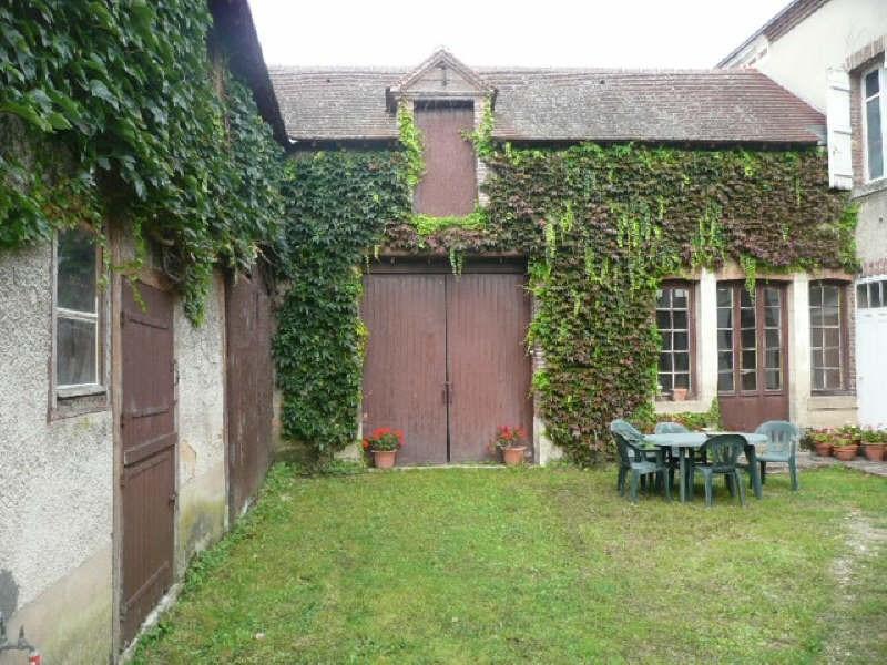 Vente maison / villa Aubigny sur nere 215000€ - Photo 2