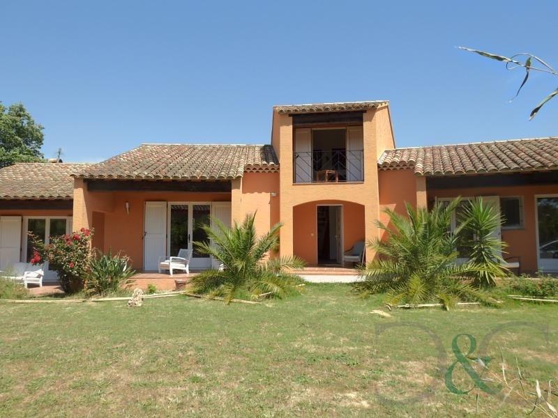Immobile residenziali di prestigio casa Bormes les mimosas 645000€ - Fotografia 2