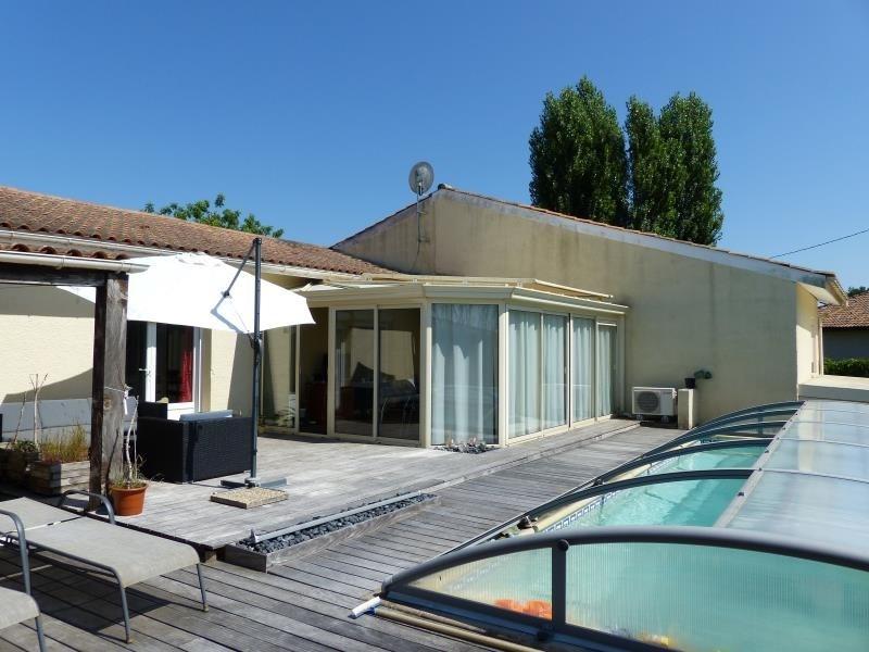Vente maison / villa La lande de fronsac 299000€ - Photo 1