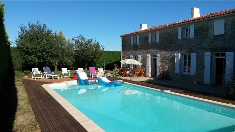Deluxe sale house / villa Genouille 289000€ - Picture 8