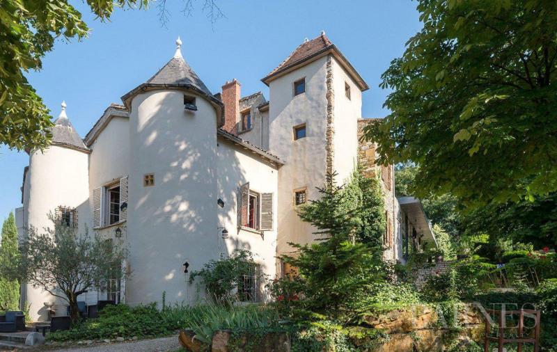 Vente de prestige château Lyon 5ème 3950000€ - Photo 1