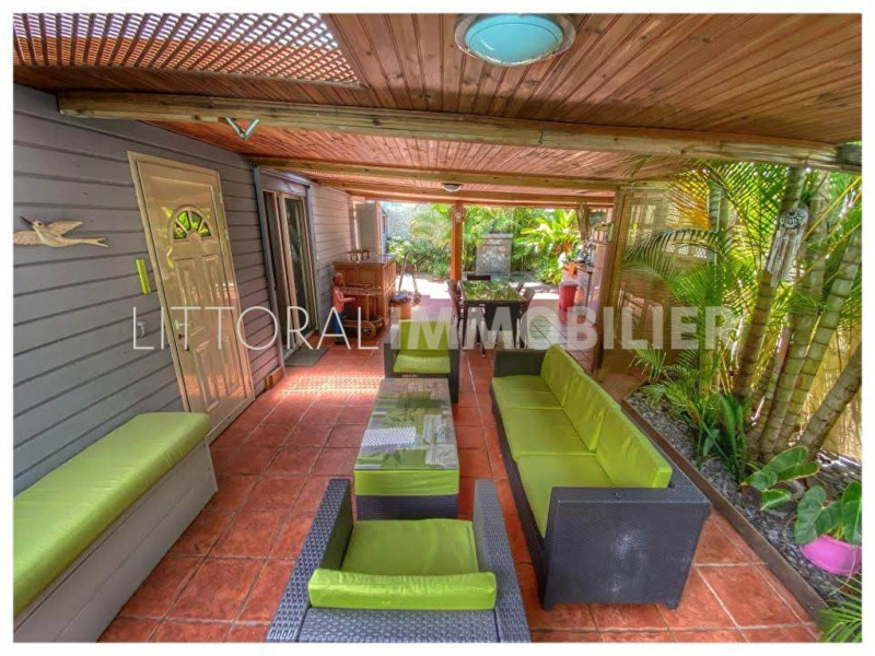 Sale house / villa Saint joseph 367500€ - Picture 4