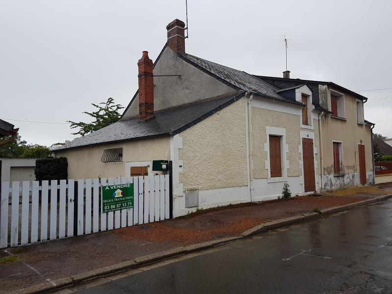 Vente maison / villa Fourchambault 56000€ - Photo 2