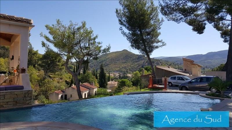 Vente de prestige maison / villa Roquevaire 595000€ - Photo 4