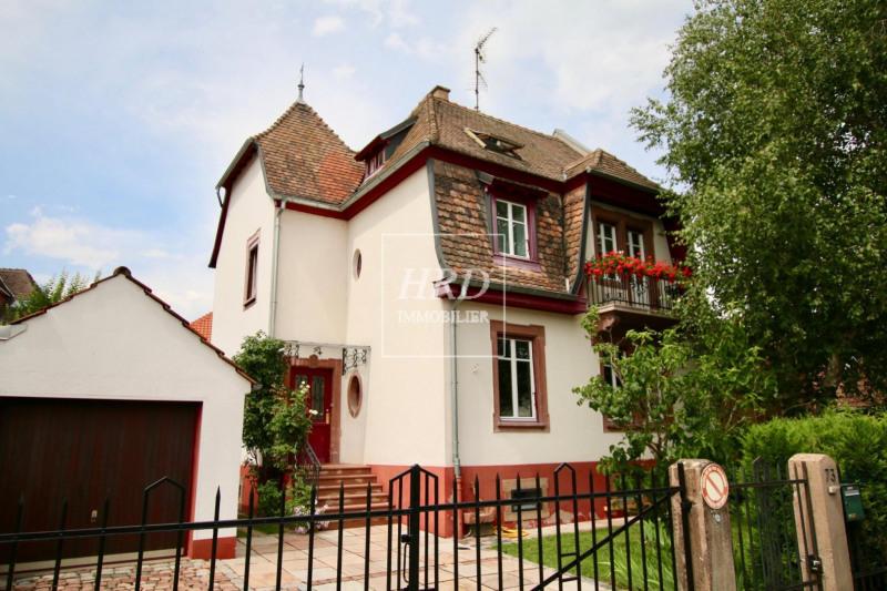 Revenda residencial de prestígio casa Strasbourg 797000€ - Fotografia 8