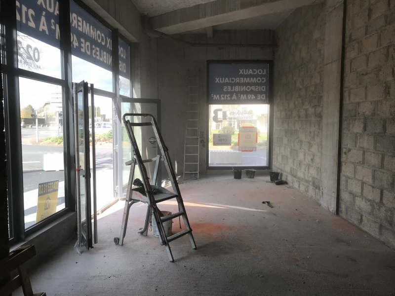 Location local commercial Caen 850€ HT/HC - Photo 3