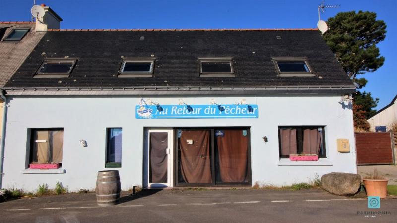 Vente local commercial Moelan sur mer 182875€ - Photo 1