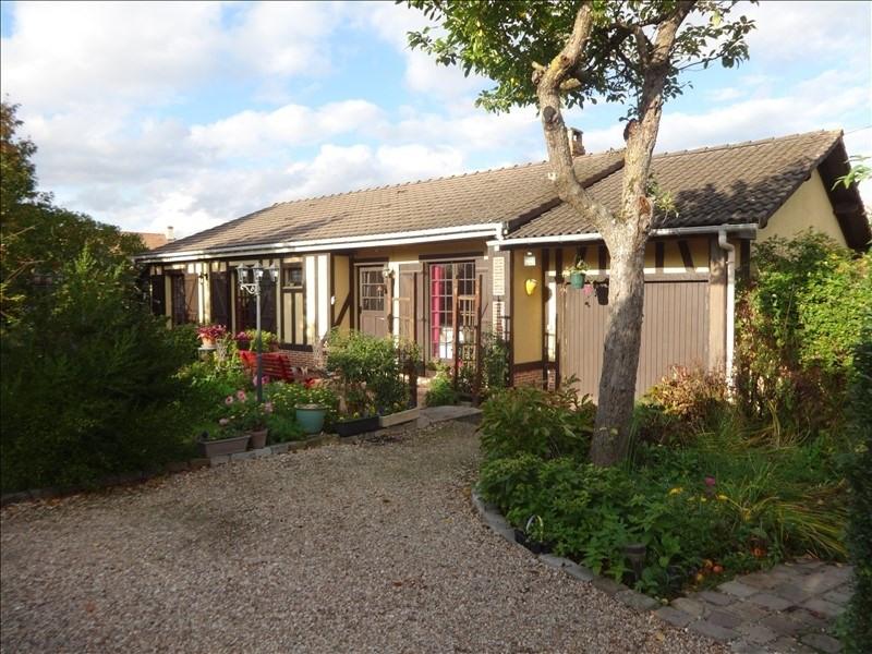 Vente maison / villa Gaillon 211500€ - Photo 1
