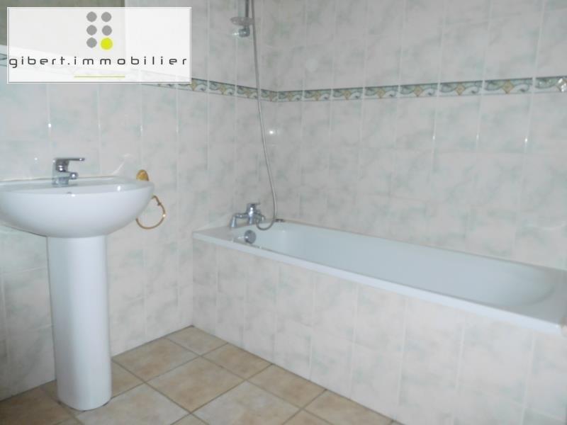 Location maison / villa St paulien 556,79€ CC - Photo 7