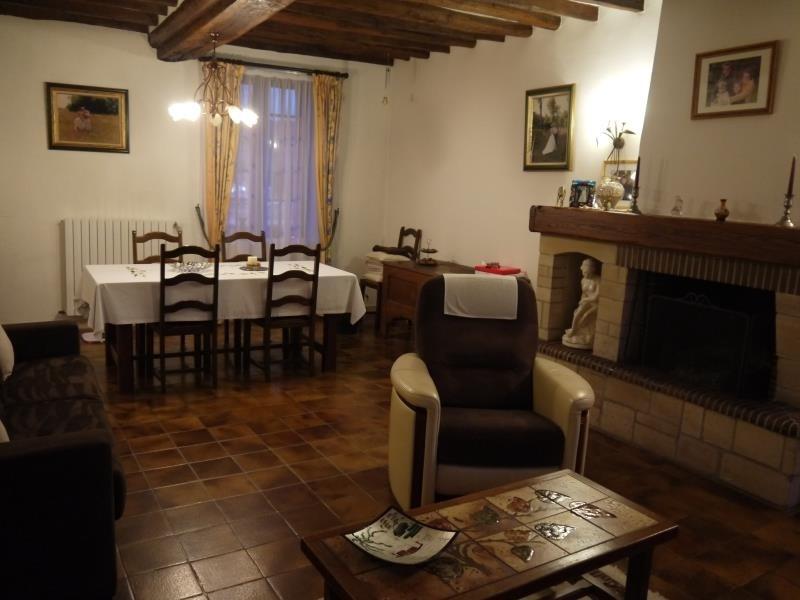 Revenda casa Longnes 259000€ - Fotografia 4