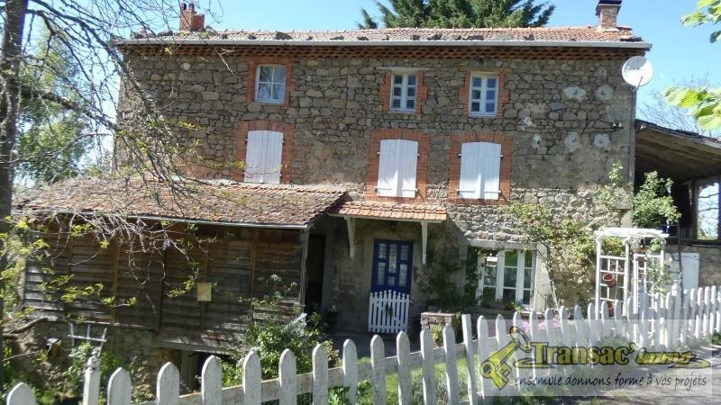 Vente maison / villa Tours sur meymont 107000€ - Photo 1