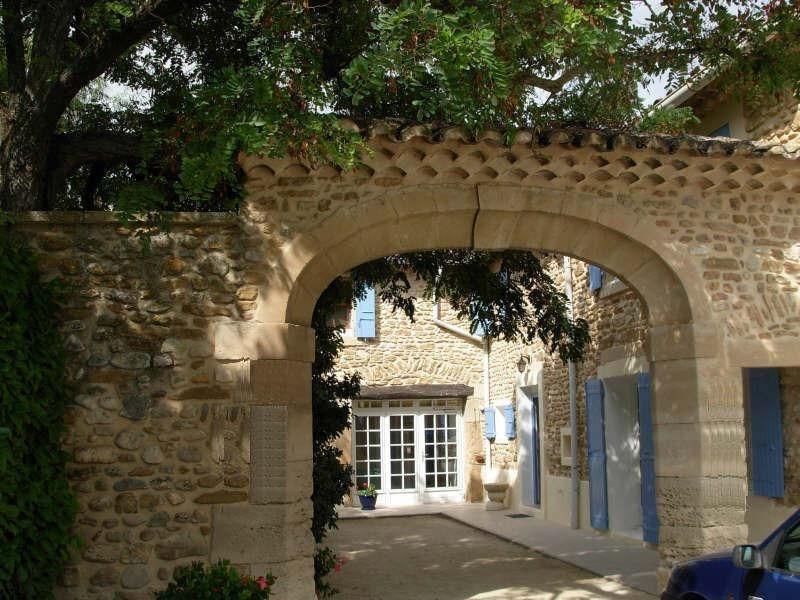 Vente de prestige maison / villa Grignan 890000€ - Photo 1