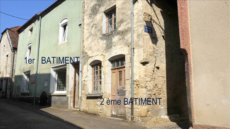 Vente maison / villa Champlitte 55 000€ - Photo 1