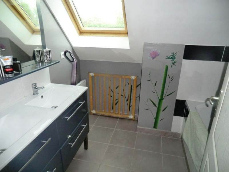 Sale house / villa Parce 145600€ - Picture 5