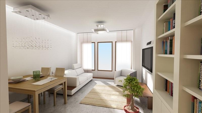 Vente appartement Montfermeil 124200€ - Photo 1