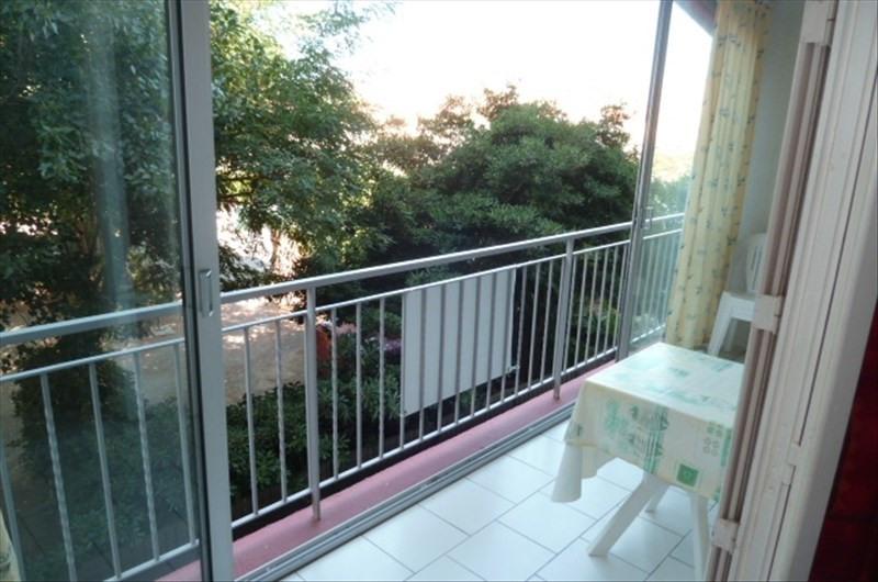 Sale apartment Canet plage 105000€ - Picture 1