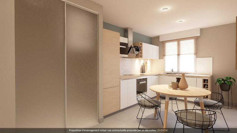 Sale apartment Le rheu 109500€ - Picture 5