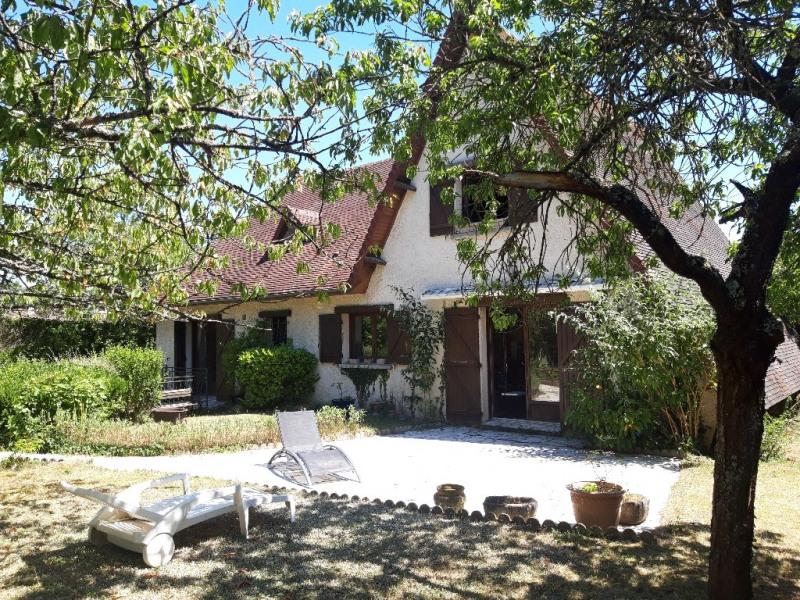 Revenda casa Mousseaux sur seine 293000€ - Fotografia 1