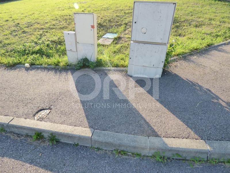 Vente terrain Fleury sur andelle 62000€ - Photo 1