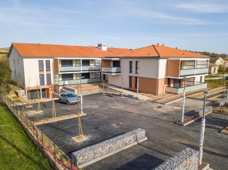 Rental apartment Saint orens de gameville 724€ CC - Picture 1