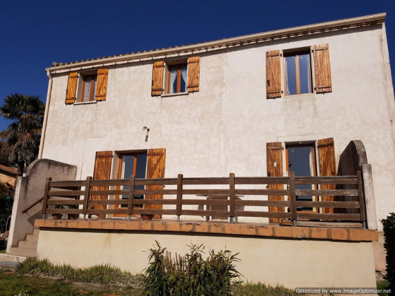 Vente maison / villa Bram 140 000€ - Photo 1