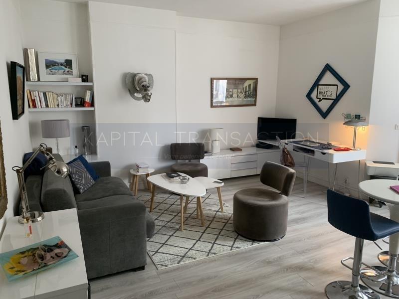 Vente appartement Paris 16ème 485000€ - Photo 2