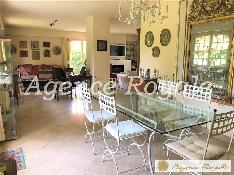 Deluxe sale house / villa Fourqueux 1 355 000€ - Picture 2