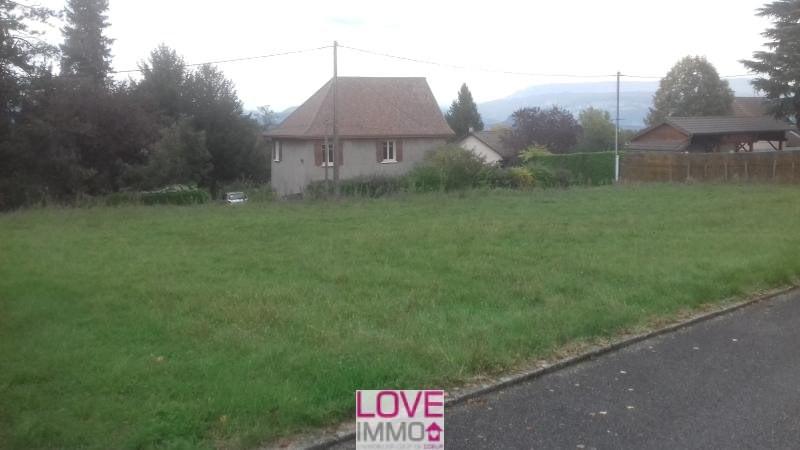 Vente terrain Dolomieu 78000€ - Photo 1