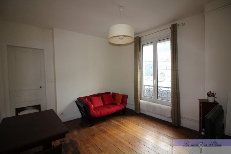 Vente appartement Paris 15ème 370800€ - Photo 1